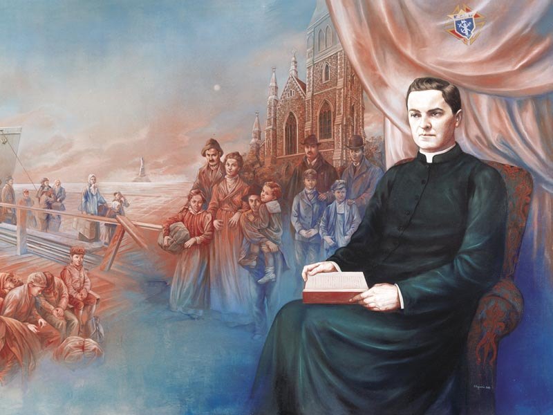 Walking in the Footsteps of Father McGivney